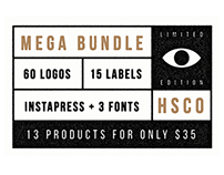 """All In One"" - Mega Bundle by HSCo."