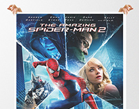 The Amazing Spiderman 2 DVD Release Advert