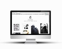 Personal Blog —Web Design
