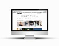 Ashley O'Neill — Web Design