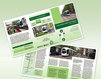 Hurontario-Main LRT Project Print Materials