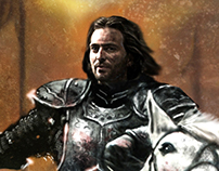 Cavalry Commander Game of Thrones Ascent