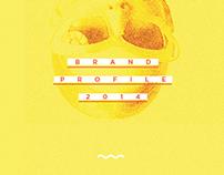 Brand Profile 2014