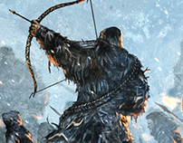 Giant Archer Game of Thrones Ascent