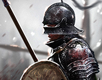 Phalanx Commander Game of Thrones Ascent