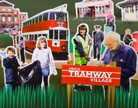 Volunteering at Crich Tramway Village