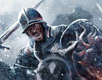 Stannis Calvaryman Game of Thrones Ascent