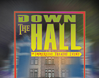 "Theatre Institute at Sage, ""Down the Hall"" materials"