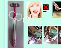 Ergonomic Toothbrush