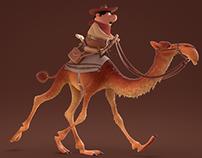 Camel & Explorer
