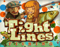 Tight Lines Fishing #1 // Concepts
