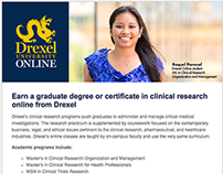 Drexel University Online Emails