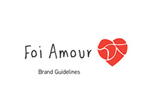 Foi Amour Brand Guidelines 2014