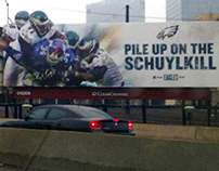 Philadelphia Eagles Billboard