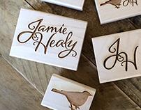 Jamie Healy Branding