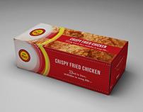 Butt Crispy Chicken