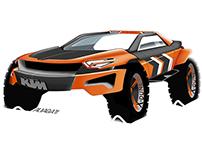 KTM X-DUNE