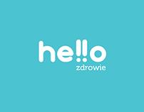Logo for HELLO ZDROWIE