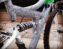 Custom Bike Graphic
