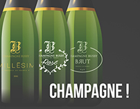 Champagne Bussy Design