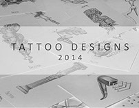 tattoo designs 2014