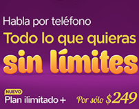 Telecable: Plan Ilimitado +
