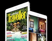 Condê Nast Traveller  Digital Editions