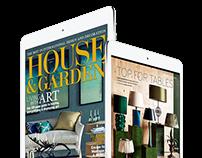 House & Garden - Digital Editions