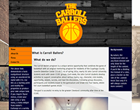 Project-3 Carroll Ballers Site