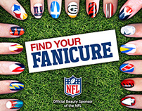 Cover Girl / NFL