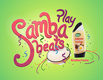 Radox Samba Beats Game