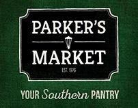 Parker's Market Rebrand
