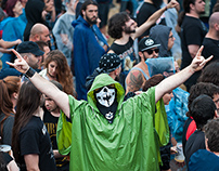 Resurrection Fest 2014 - by day