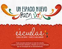 """Centro Cultural """"El Guido"""" - Programa"""