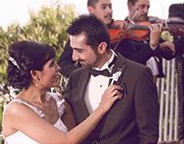 Teresita and Melih Wedding