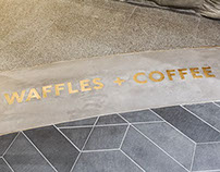 Waffee - Waffles and Coffee - Emporium Melbourne