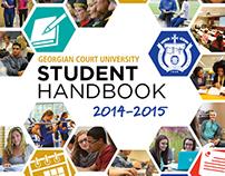 GCU Student Handbook 2014-15 Cover