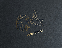 Hawk & Hare // Business Identity