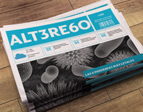 ALT3RE60 - Newspaper