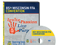 Wisconsin FFA - Convention DVD's