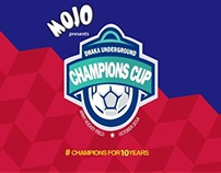 MOJO presents Dhaka Underground Champions Cup