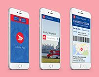 Canada Post Mobile App