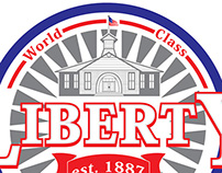 Logo creations for Liberty Elementary District