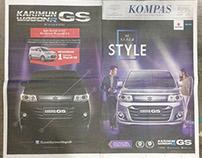 Karimun Wagon GS