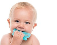 The Honest Company Silicone Baby Teether