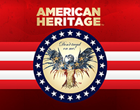 American Heritage Electronic Cigarettes line