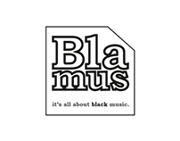 """Blamus"" Logo + Corporate Identity"