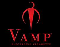 VAMP E-Cigarette & E-Cigars line