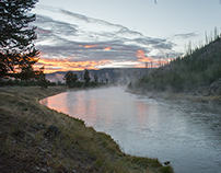 24 Hours of Yellowstone National Park