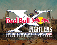 Red Bull X-Fighters 2014 | Event Campaign